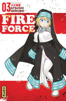 Fire Force, Tome 3, 3