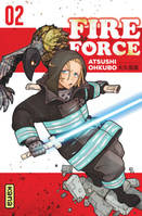 Fire force, 2