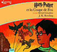 Harry Potter T04, Harry Potter et la Coupe de Feu