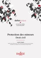 Protection des mineurs - 1re ed., Droit civil