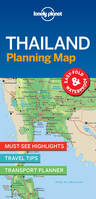 Thailand Planning Map - 1ed - Anglais