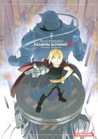 2, Fullmetal Alchemist - Art Book 2, recueil d'illustrations