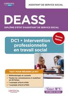 DEASS, Assistant de service social, Dc1-intervention professionnelle en travail social