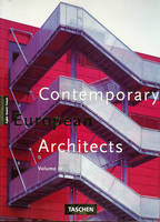 Vol. IV, Contemporary European Architects - Volume IV