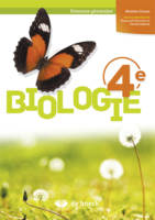 BIOLOGIE 4E (SCIENCES GENERALES) - MANUEL