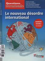 Questions internationales, n° 85-86