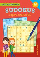SUDOKUS SUPER AMUSANT (8-9 A.) - CASSE-TETE EDUCATIFS