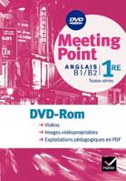 Meeting point Anglais 1re éd. 2011, DVD-Rom Vidéos + images fixes