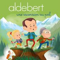 Aldebert - Une ascension au poil / Livre CD