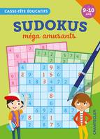 SUDOKUS MEGA AMUSANTS (9-10 A.) - CASSE-TETE EDUCATIFS