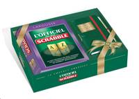 Officiel du Scrabble coffret version prestige, le coffret prestige