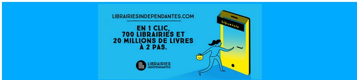 librairies independandes 1 clic